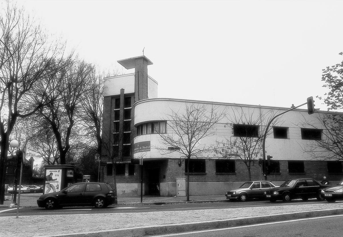 memorias-tecnicas-documentaciones-Edificio-Parque-Sur-Madrid-Paseo-Chopera-41-estudios-obra-Docomomo-Iberico