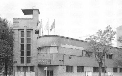 El Edificio Parque Sur en el Paseo de la Chopera 41 y su reforma
