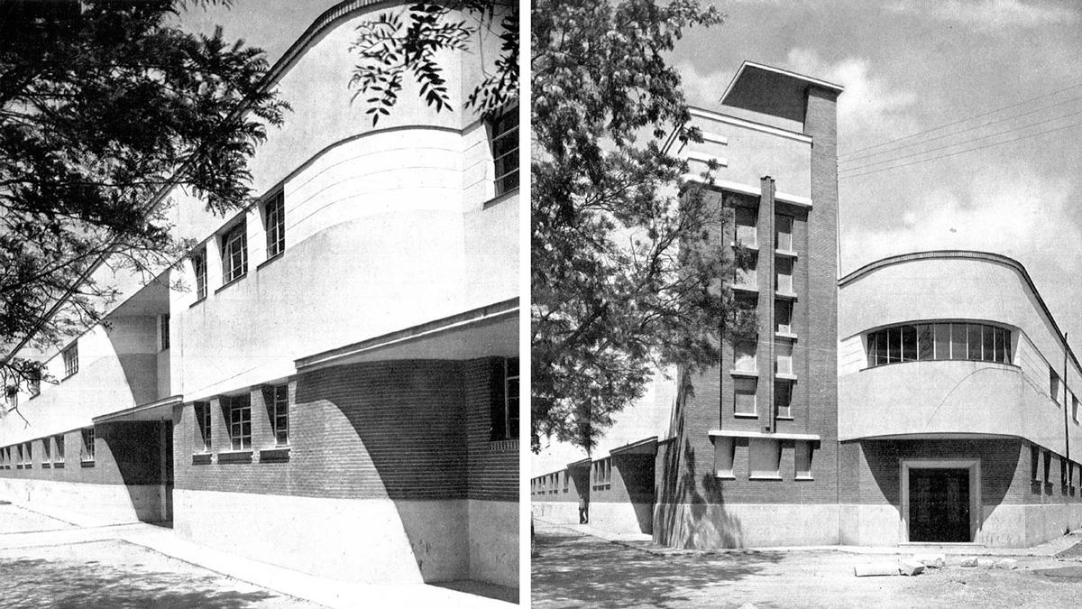 memorias-tecnicas-documentaciones-Edificio-Parque-Sur-Madrid-Paseo-Chopera-41-estudios-obra-archivo-COAM