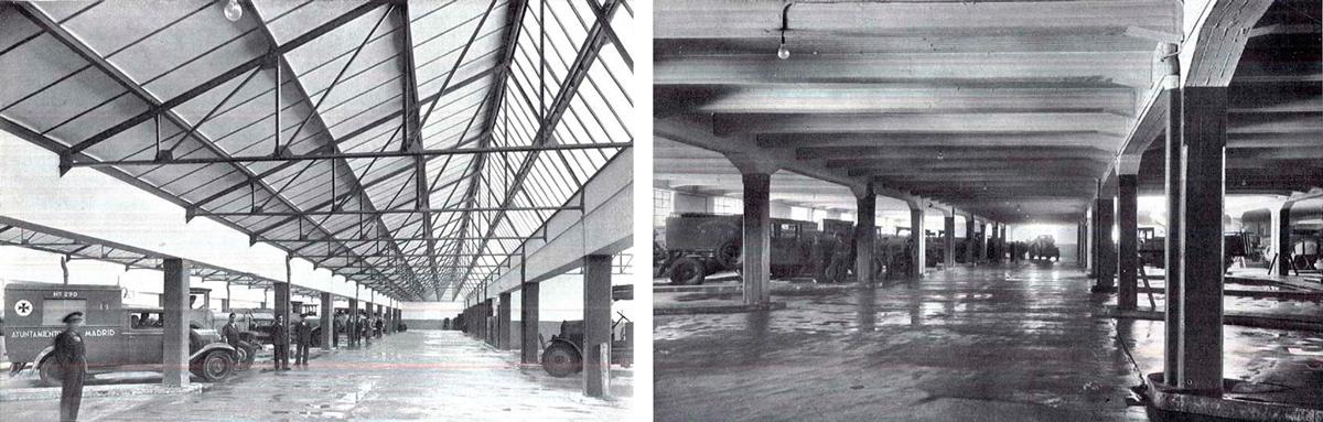 memorias-tecnicas-documentaciones-Edificio-Parque-Sur-Madrid-Paseo-Chopera-41-estudios-obra-garaje-limpieza-automoviles