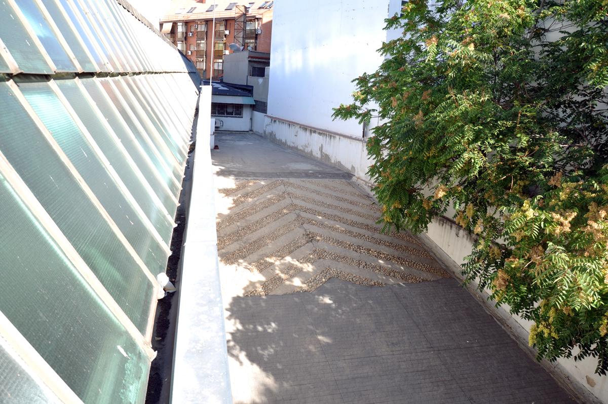 memorias-tecnicas-documentaciones-Edificio-Parque-Sur-Madrid-Paseo-Chopera-41-estudios-obra-paso-carruajes-rampa