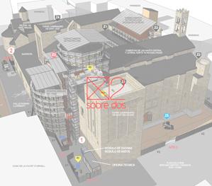 documentacion-tecnica-Catedral-Santa-Maria-Seu-d'Urgell-Urgell-3D-memorias