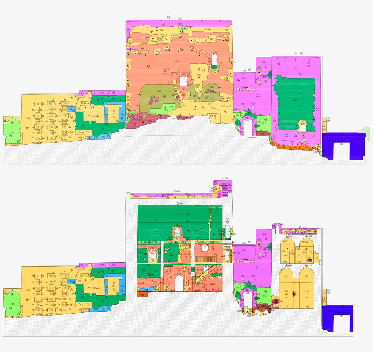 estudios-obras-documentaciones-tecnicas-Torres-Bermejas-Granada-Alhambra-analisis-parietal-estratigrafico-1-licitacion-memorias