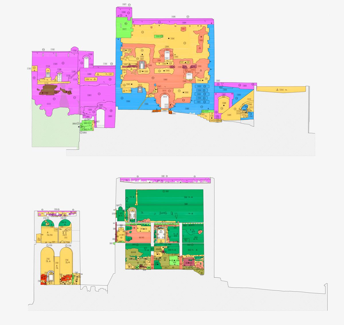 estudios-obras-documentaciones-tecnicas-Torres-Bermejas-Granada-Alhambra-analisis-parietal-estratigrafico-2-licitacion-memorias
