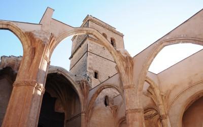 Recuperación de la Iglesia de Santa María en Lorca