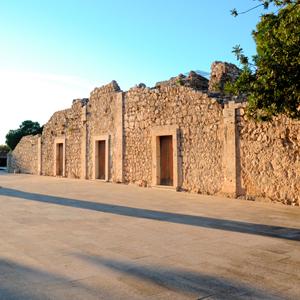 Restauración e intervención en el Palau Vell y Castillo de Denia