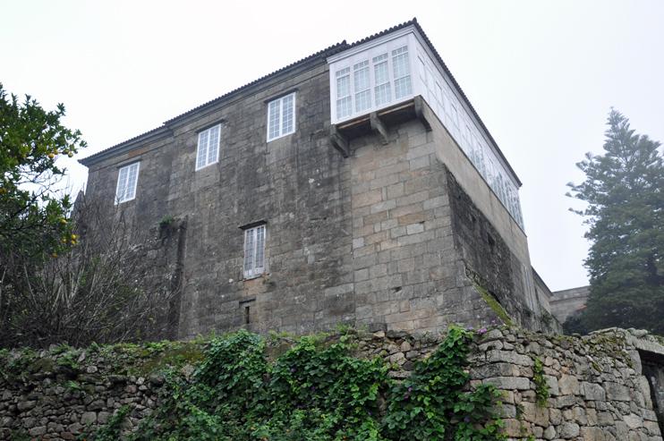 Acondicionamiento de dependencias en el Conjunto Catedralicio de Tui