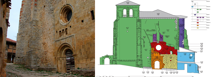 documentacion-tecnica-muralla-calatanazor-iglesia-nuestra-senora-castillo-licitaciones