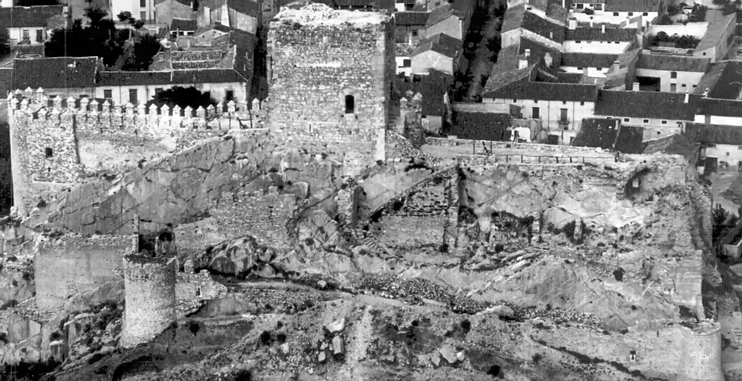 estudios-tecnicos-licitaciones-castillo-almansa-primera-mitad-siglo-XX