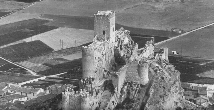 estudios-tecnicos-licitaciones-castillo-almansa-segunda-mitad-siglo-XX