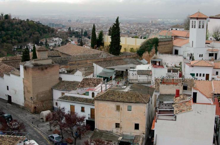 Consolidación y restauración de las Murallas del Albaicín