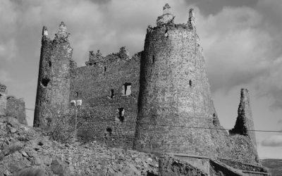 Obras de consolidación y restauración del Castillo de Jarque de Moncayo