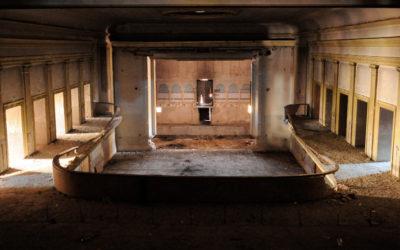 El Teatro Dengra de Baza y sus obras de restauración y rehabilitación